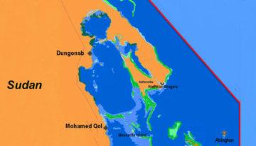 dungonab Marine Park area 3